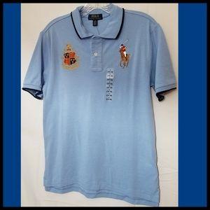 Polo Ralph Lauren*Boys Large Insignia Polo Shirt